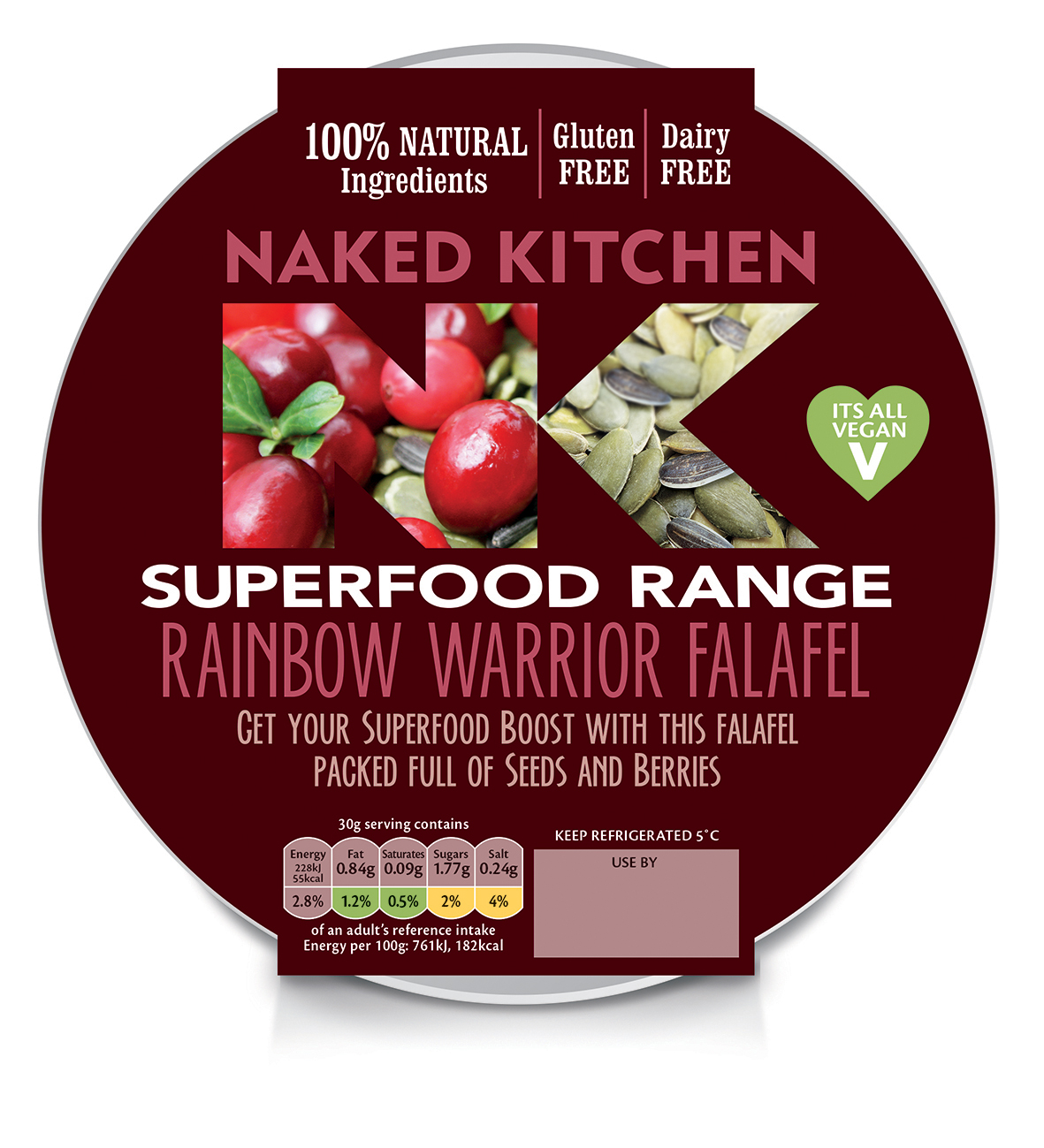 Superfood: Rainbow Warrior Falafel