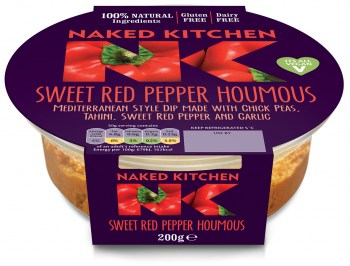Houmous_Sweet Red Pepper_pot